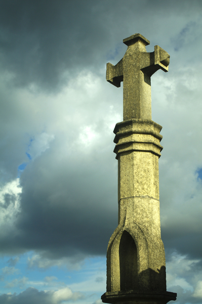 La Croix de Gay (cross of intersection 12th century (historic monument (ISMH 1987))